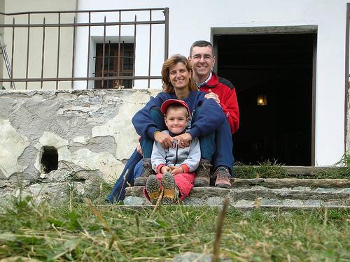 Alberto e Famiglia